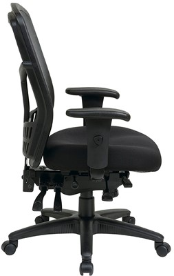 Office Star High Back ProGrid Back - Most comfortable office chair