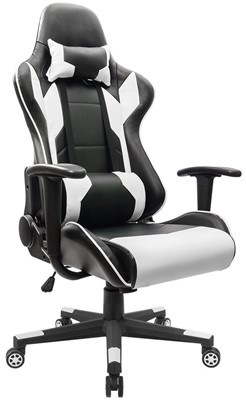 Homall Executive Swivel Leather Gaming Chair - best gaming chair under 100