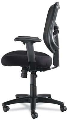 Alera Elusion - best office chair for short heavy person