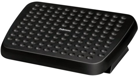 Fellowes Standard Foot Rest - small footrest for computer desk