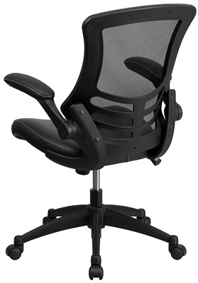 Flash Furniture Mid Back Chair - best office chair for short legs