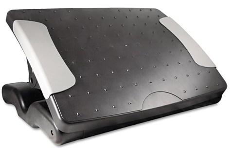 Kantek Professional Adjustable Footrest - footrest for your computer desk