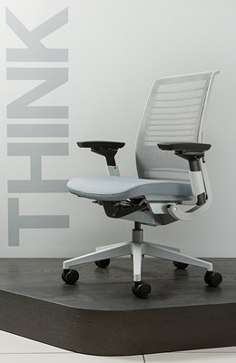Steelcase Think Chair Review - steelcase think chair adjustments