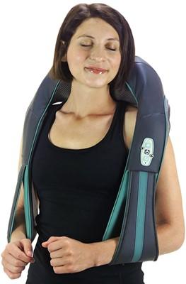truMedic Insta Shiatsu Massager - best home neck and shoulder massager