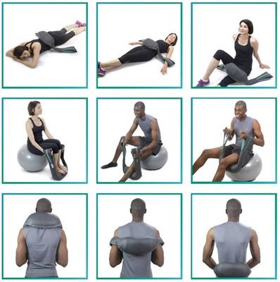 truMedic Insta Shiatsu Massager - best neck shoulder back massager