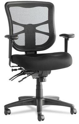 Alera Elusion Series - mesh high-back multifunction chair