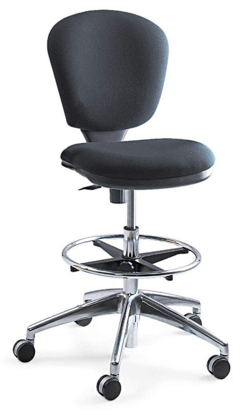 Safco Products 3442BL Chair- Best Drafting Chair for Standing Desk Reviews
