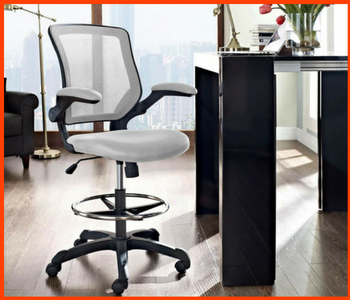 Top 10 Best Drafting Chair Reviews for Standing Desk & 5 Best Ergonomic Drafting Chair for Standing Desk [2019] ?
