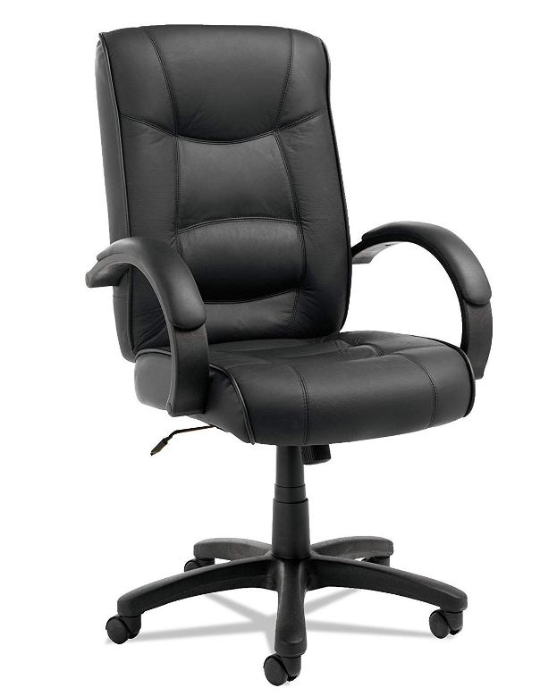 Alera SR41LS10B Strada Series Chair-Best Office Chairs Reviews for Tall People