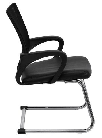 Flash Furniture CP-D119A01-BK-GG Chair-Best Visitor Chair Reviews for Office