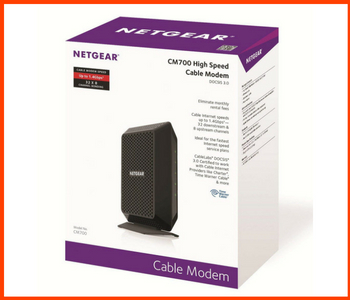 Netgear CM700 Review Amazon-Best Modem-Feature Image