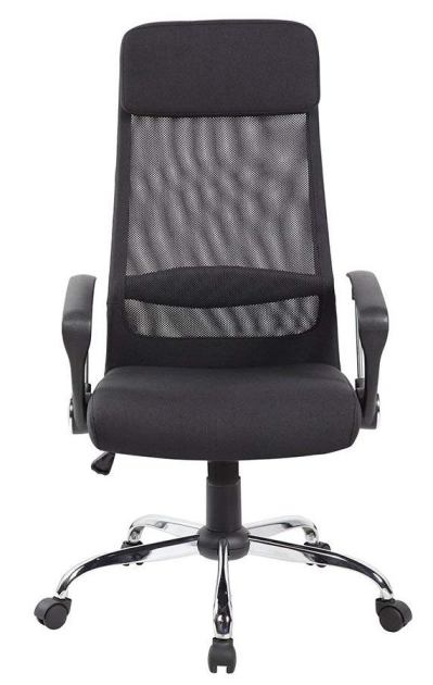 United UOC-8045-BK High Back Chair -Top 10 Best Office Chairs Reviews for Tall People Amazon