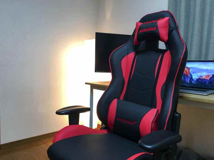 AkRacing Nitro septième du top 10 fauteuils gamer