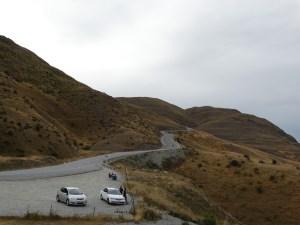 Crown Ranges Road