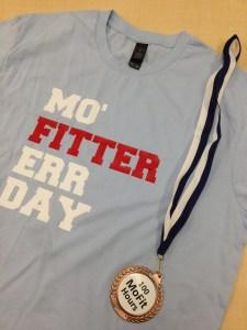 MoFit Medal