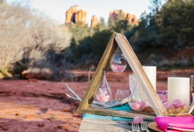 Crystals in Sedona