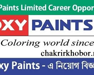 roxy paints limited job circular