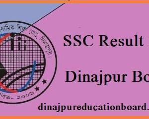 ssc result dinajpur board