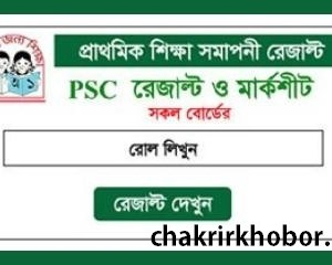 psc result dhaka board