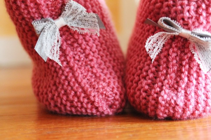 tricot-chausson