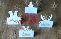 La table des fêtes