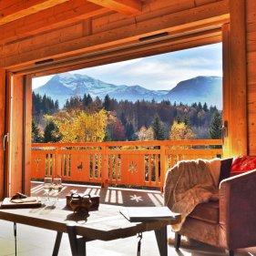 Chalet Arpitan stunning view