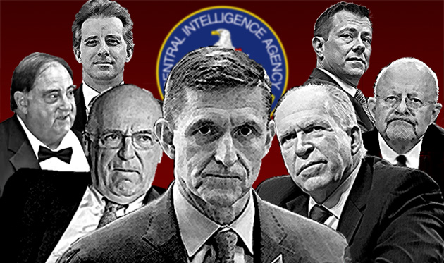 EXCLUSIVE: Michael Flynn Was a Keystone in the CIA/Five-Eyes Plot to Frame Donald Trump – Chalet Reports