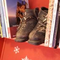 pleins de livres de guide à votre disposition