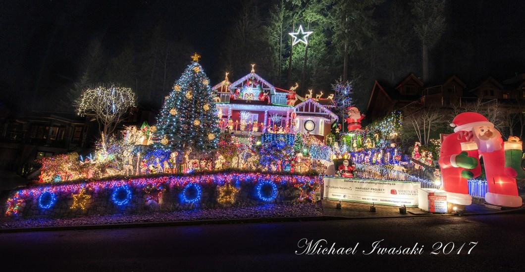 Xmas Lights Decorations Place