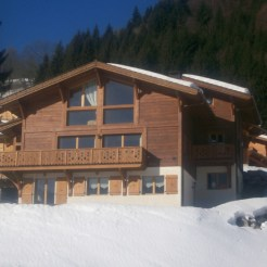 Chalet Margaritka Winter 2