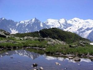 Lac Blanc - Vallée de Chamonix