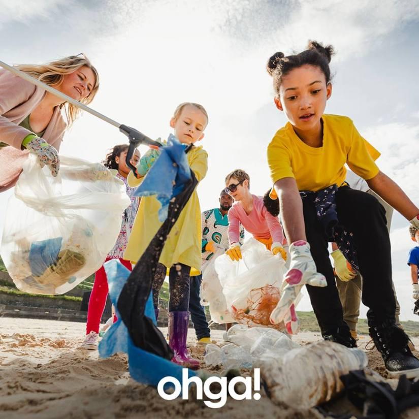 Cuore di plastica: i bambini ti mostrano come le tue azioni distruggeranno il loro futuro