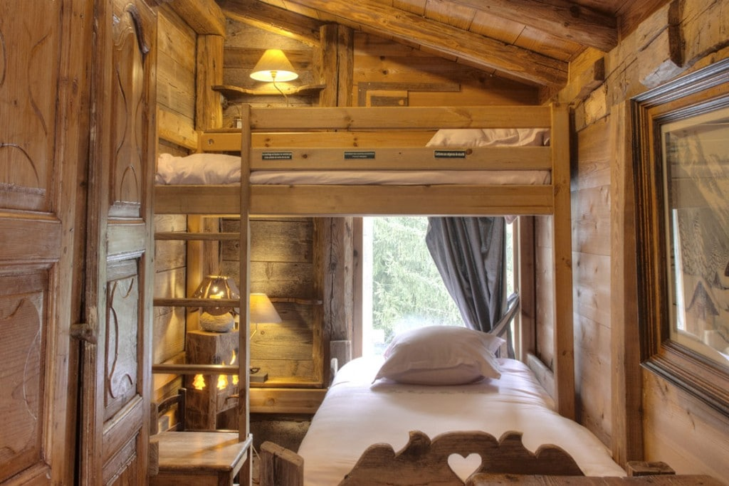 Chalet Les Trolles Location Chalet Luxe Spa Privatif Chemine