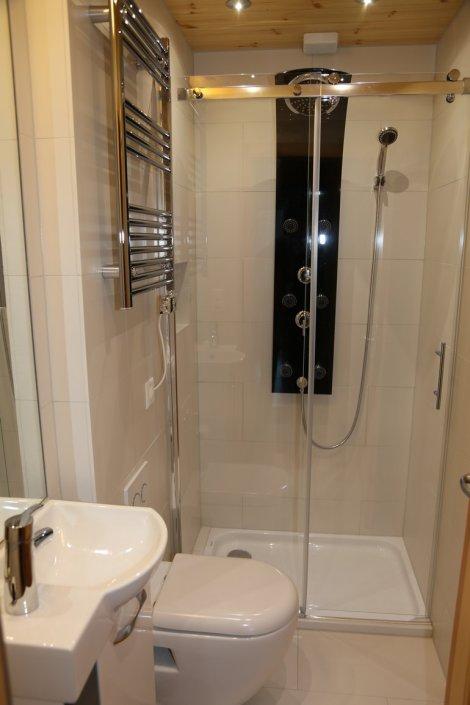 Floor plans – shower room