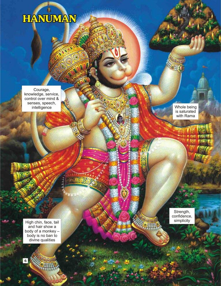 Hanuman Meaning (2)