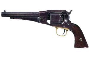 remington 1863 revolver
