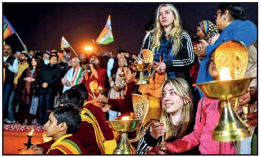 Tribals from 30 countries to discuss 'green future' at Kumbh