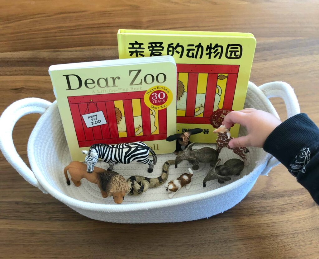 Dear Zoo Chinese