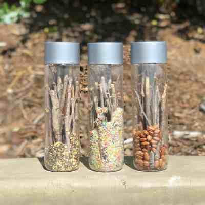 Rain Stick Sensory Bottles – A Musical Activity for Kids!