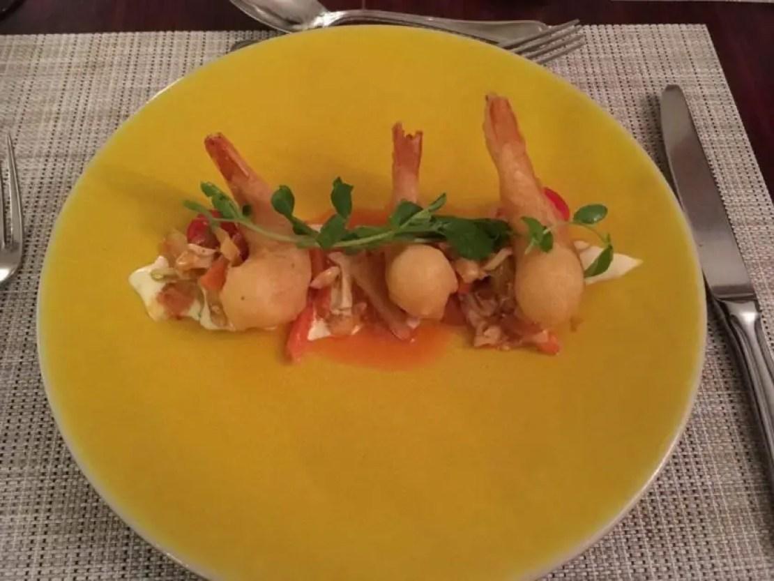 Monneaux restaurant franschhoek