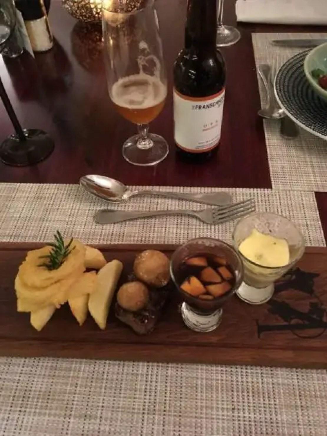 dessert monneaux franschhoek