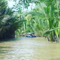 Photo Of The Day (Mekong Delta River)