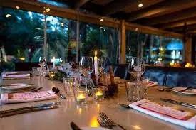 rainforest restaurant thunderbird park