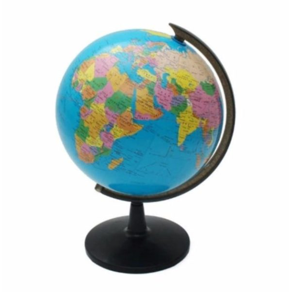 Places we have visited globe