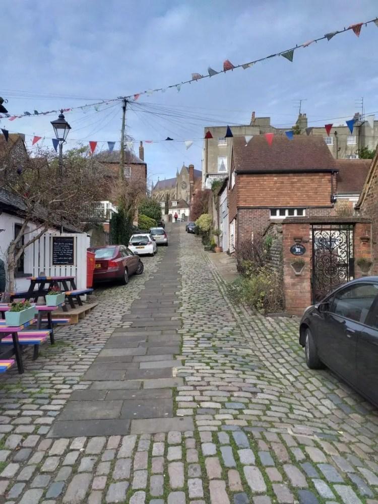 Arundel back street