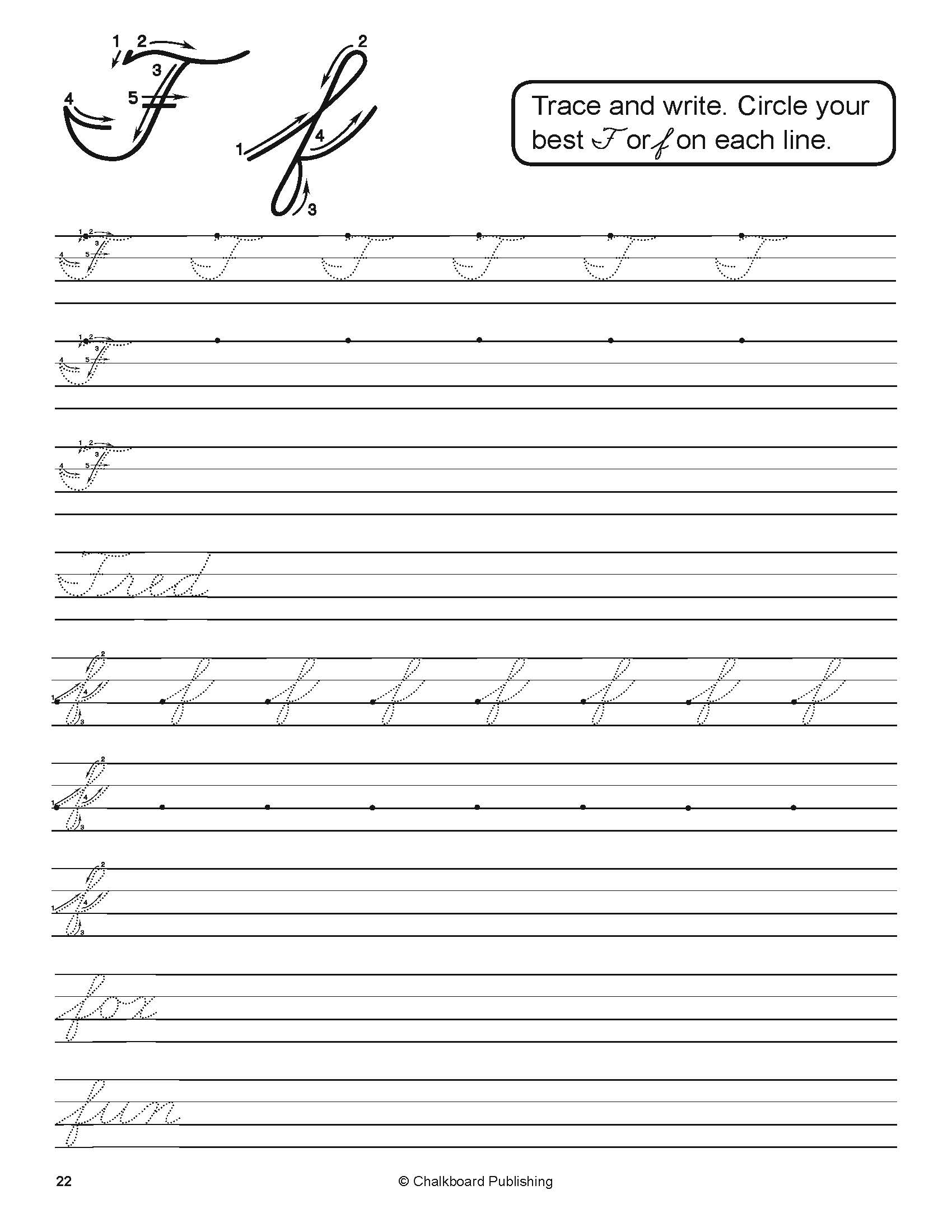 Canadian Daily Cursive Writing Practice Grades 2 4