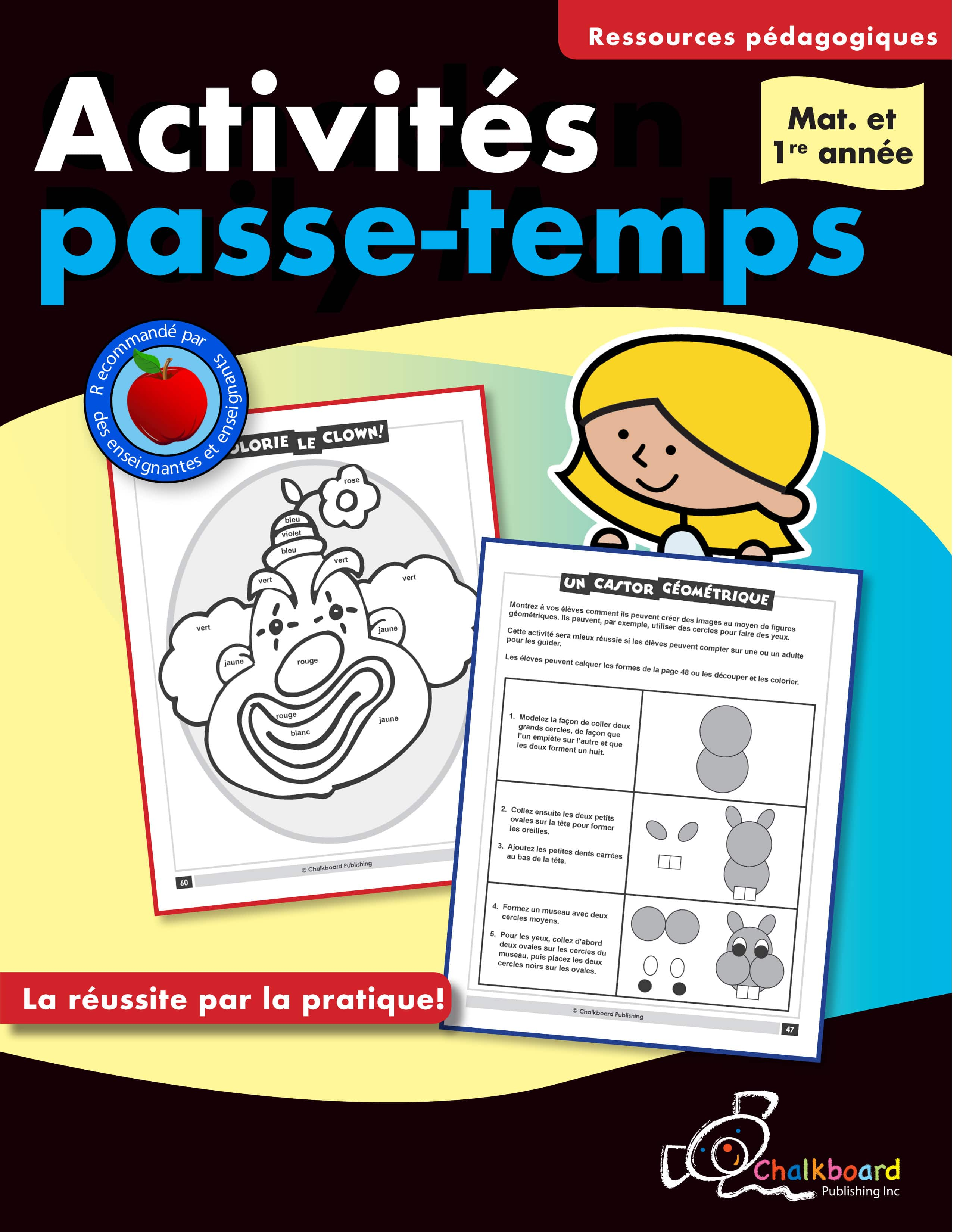 Canadian French Time Fillers Grades K 1