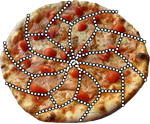 Pizza cutting