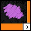 Purple chalk