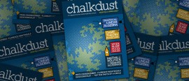 Chalkdust Issue 05 coming 7 March